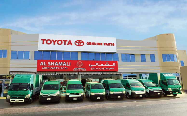 Almayyad Auto Spare Parts